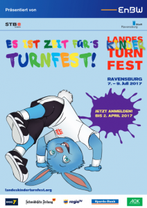 Landeskinderturfest 2017 in Ravensburg