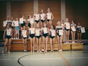 Vereinsmeisterschaft 2019 - SGV Bodenturnen 2019 0607