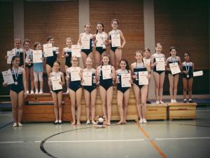 Vereinsmeisterschaft 2019 - SGV Bodenturnen 2019 0608