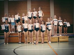 Vereinsmeisterschaft 2019 - SGV Bodenturnen 2019 0609