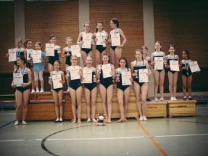 Vereinsmeisterschaft 2019 - SGV Bodenturnen 2019 0610