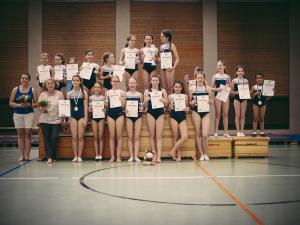 Vereinsmeisterschaft 2019 - SGV Bodenturnen 2019 0613
