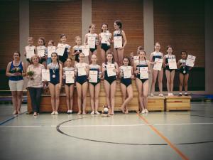 Vereinsmeisterschaft 2019 - SGV Bodenturnen 2019 0614