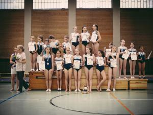Vereinsmeisterschaft 2019 - SGV Bodenturnen 2019 0615