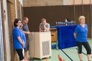 Vereinsmeisterschaft mit Grillfest 2018